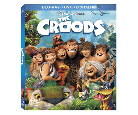 """The Croods"" on Blu-ray and DVD sweepstakes"