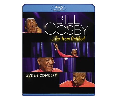 "Tickets to See Bill Cosby & ""Far From Finished"" on DVD sweepstakes"