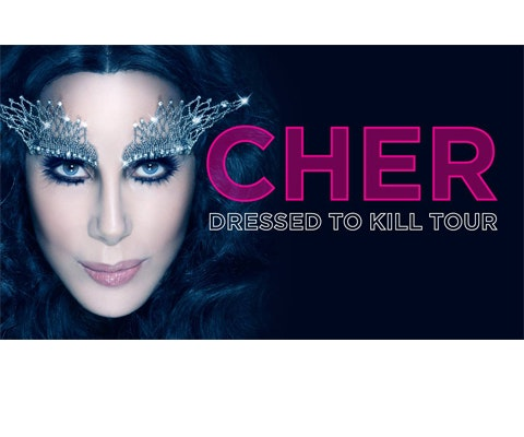 "Tickets to Cher's ""Dressed to Kill"" Tour sweepstakes"