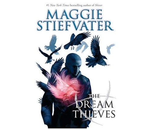 THE DREAM THIEVES by Maggie Stiefvater sweepstakes