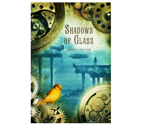SHADOWS OF GLASS by Kassy Tayler sweepstakes