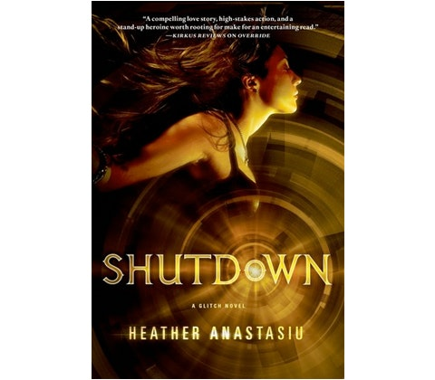 SHUTDOWN by Heather Anastasiu sweepstakes