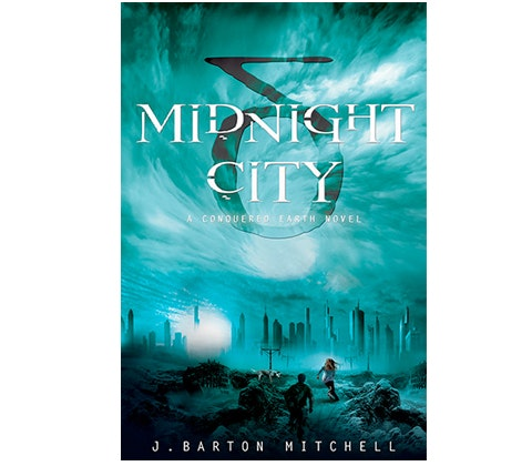 MIDNIGHT CITY by J. Barton Mitchell sweepstakes