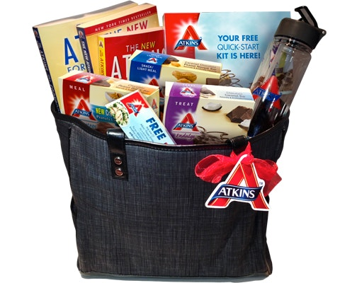 Atkins Gift Bag sweepstakes