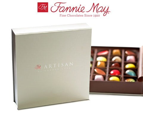 Fannie May Artisan Chocolate Gift Box sweepstakes