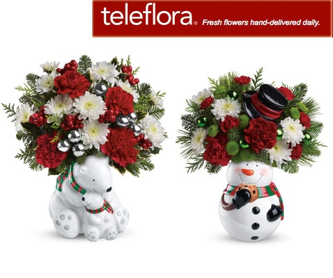 Seasonal Bouquet from Teleflora sweepstakes