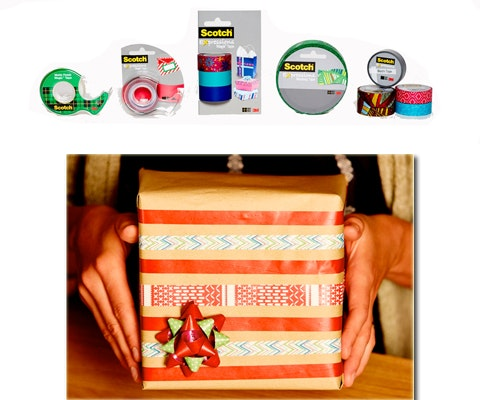 Gift Wrapping Kit from Scotch Tape sweepstakes