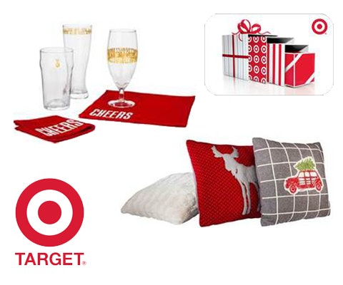 $200 Holiday Shopping Spree from Target sweepstakes