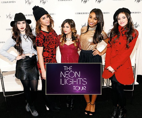 Tickets to See Fifth Harmony, Demi and Little Mix sweepstakes