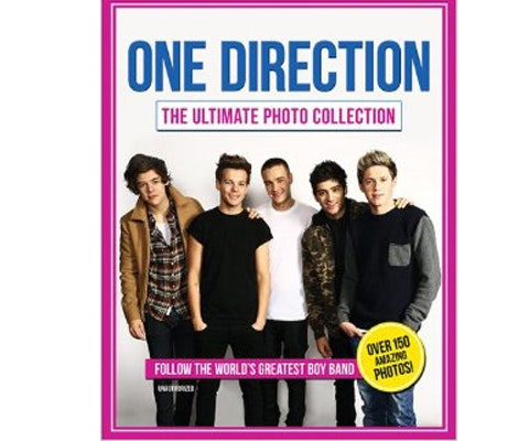 1D Scrapbook sweepstakes
