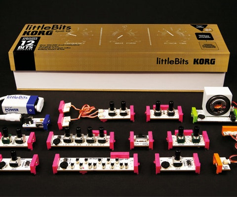 Synth Kit by littleBits and KORG sweepstakes