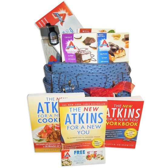 Atkins Diet plan - includes meals and snacks sweepstakes