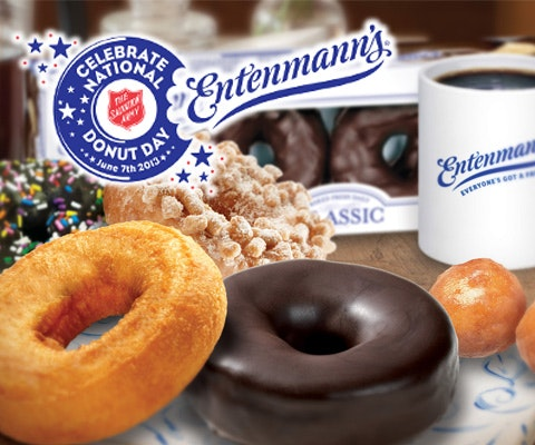 free donuts for a year sweepstakes
