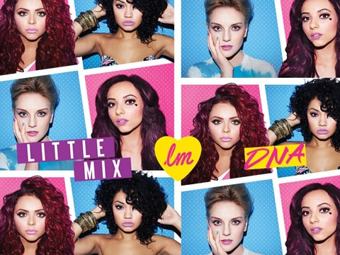 VIP passes to meet Little Mix sweepstakes