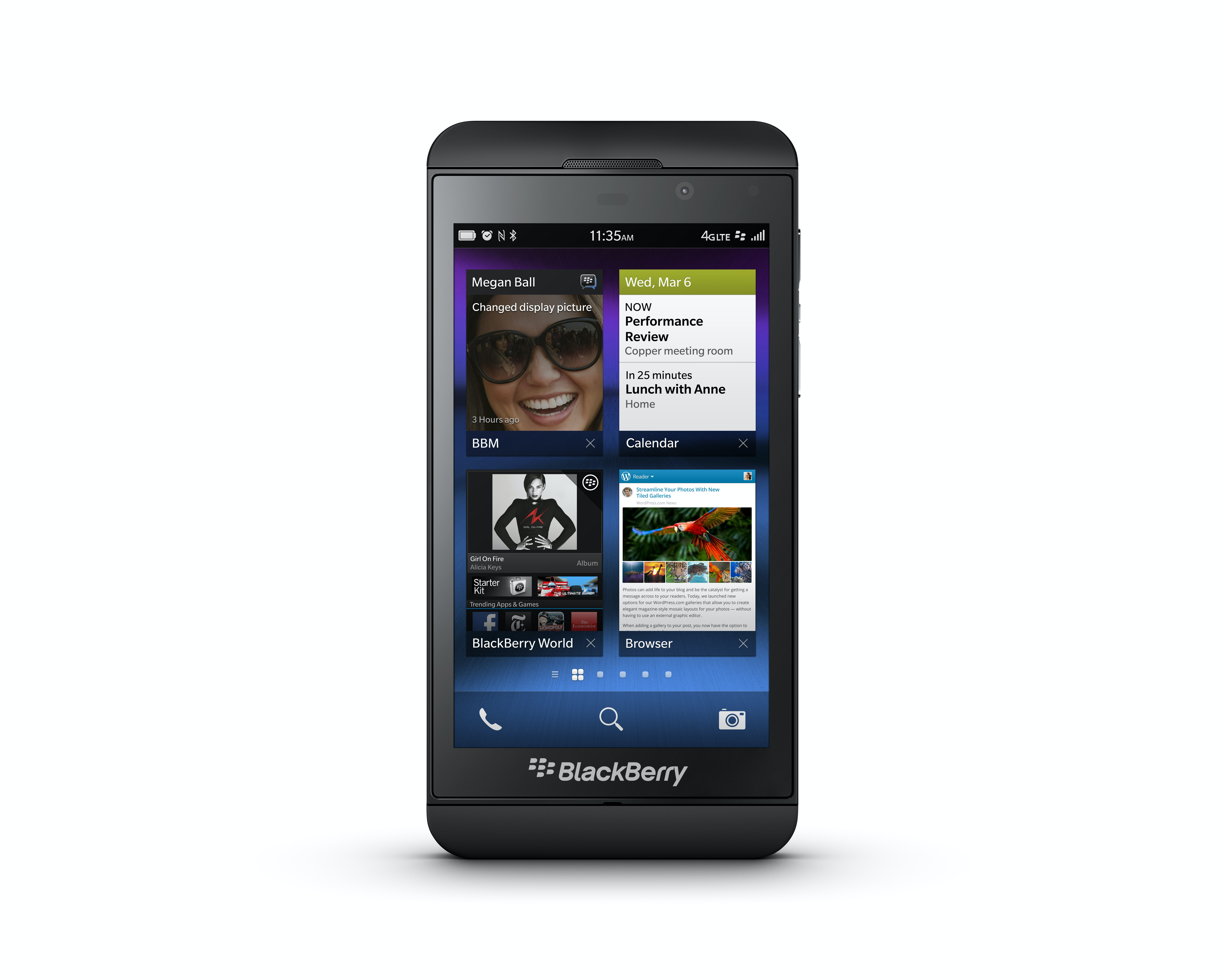 Blackberry Z10 Smartphone sweepstakes