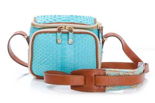 python camera bag from ViaBuia bags sweepstakes