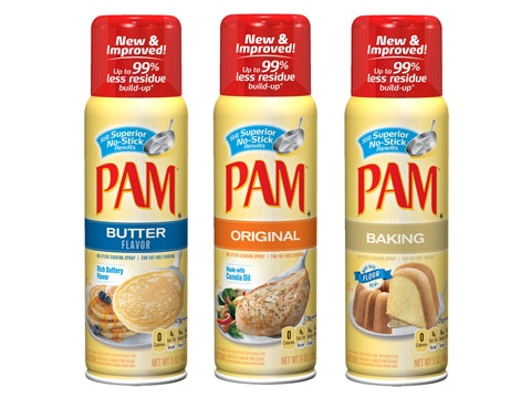 PAM Cooking Spray package sweepstakes