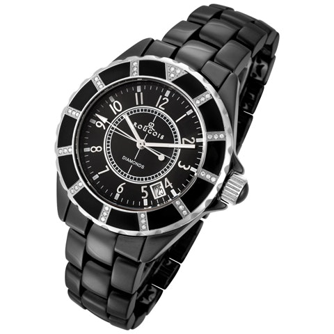 Rougois diamond watch sweepstakes