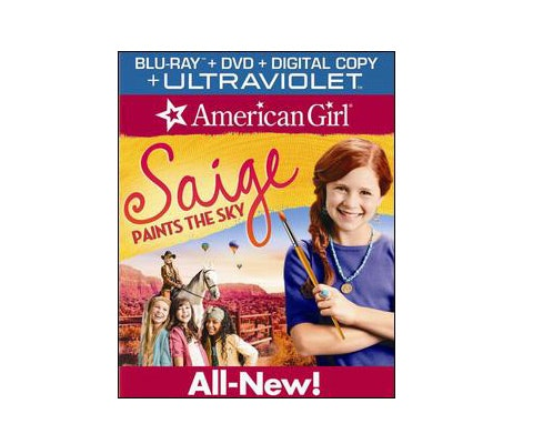 American Girl: Saige Paints the Sky on DVD sweepstakes
