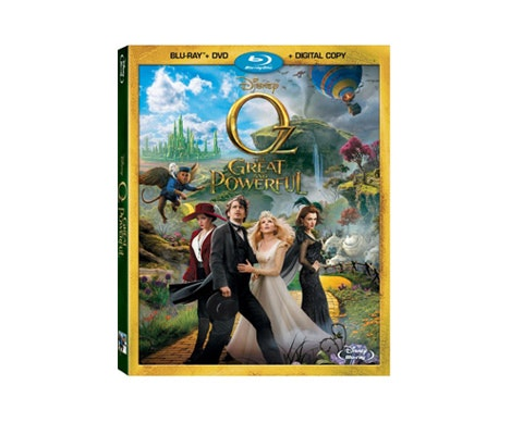 Oz the Great and Powerful DVD sweepstakes